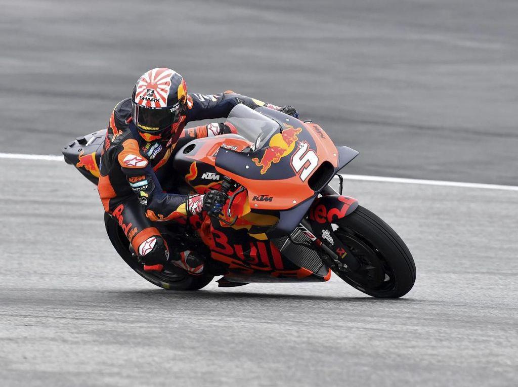 Putus dengan KTM, Johann Zarco Bisa Turun ke Moto2 Tahun Depan