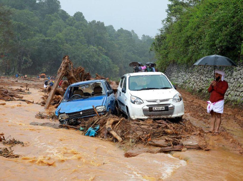 270 Orang Tewas Akibat Banjir di India