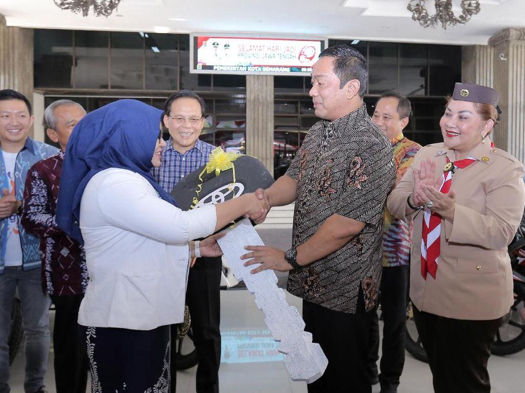 Walkot Hendi Apresiasi Semarang Great Sale, Transaksi Tembus Rp 128 M