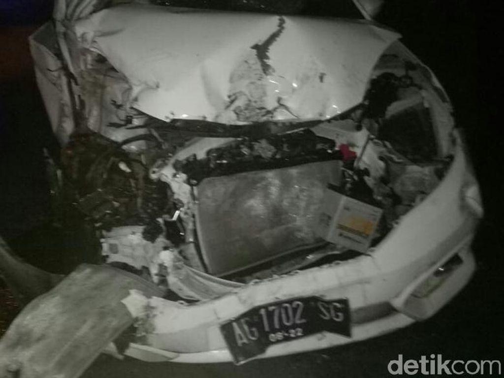 Kecelakaan Beruntun Libatkan 3 Kendaraan, Satu Pengemudi Diduga Mabuk