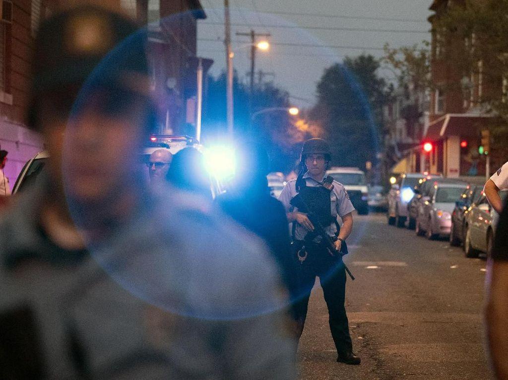 Polisi AS Dipecat Usai Tembak Mati Pria Kulit Hitam