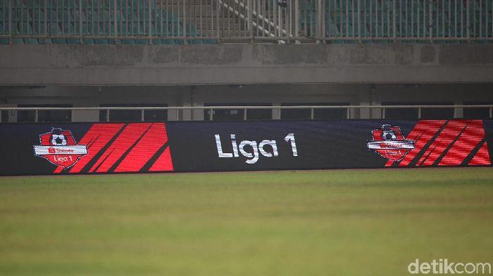 Semen Padang belum beranjak dari zona merah klasemen Liga 1 2019 meski menang dari Kalteng Putra. (Foto: Agung Pambudhhy/detikcom)
