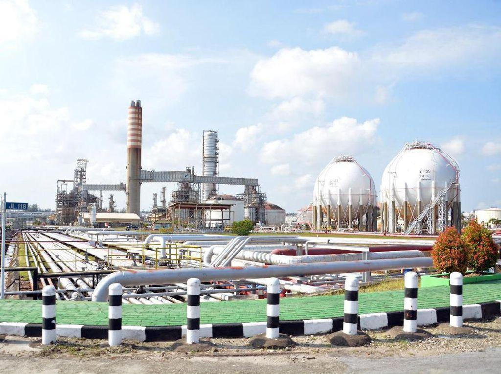 Impor BBM Bisa Ditekan Asal Kilang Balikpapan Rampung