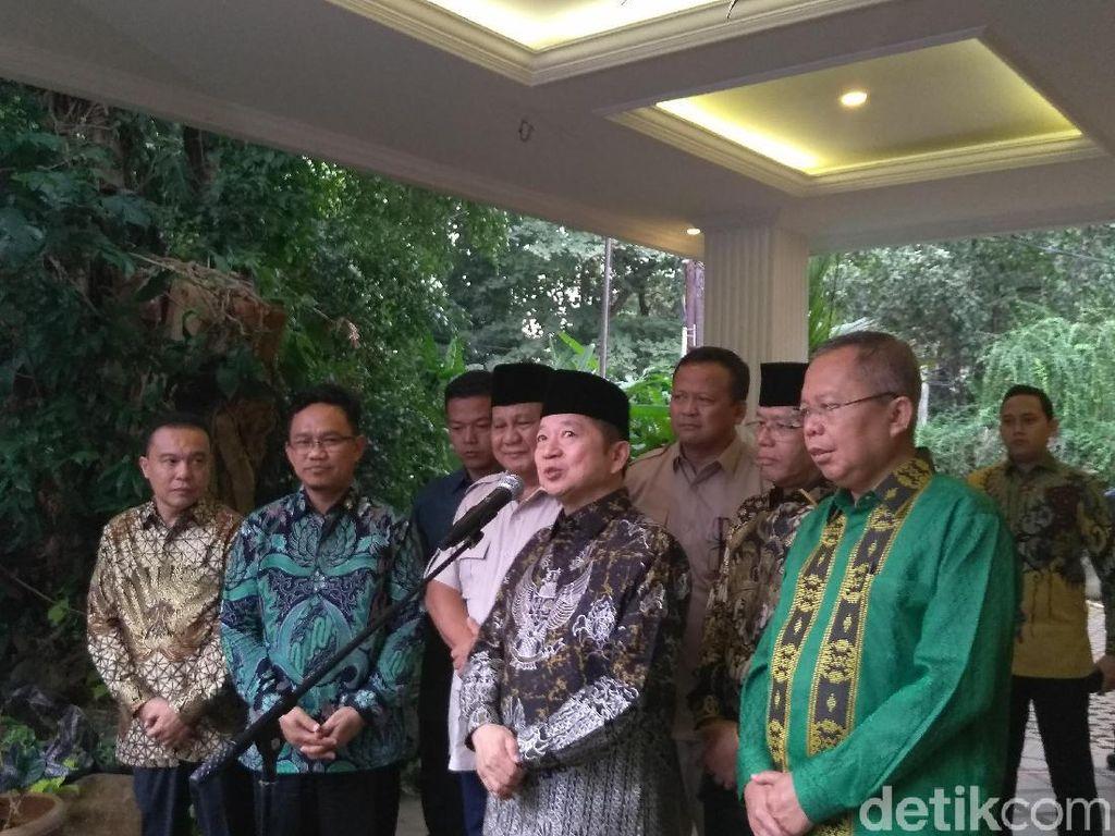 Bertemu Prabowo, Suharso: Bahas Ekonomi hingga Kondisi Politik Bangsa
