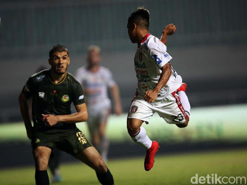 Hasil Tira Persikabo Vs Bali United: Laskar Padjajaran Takluk 1-2