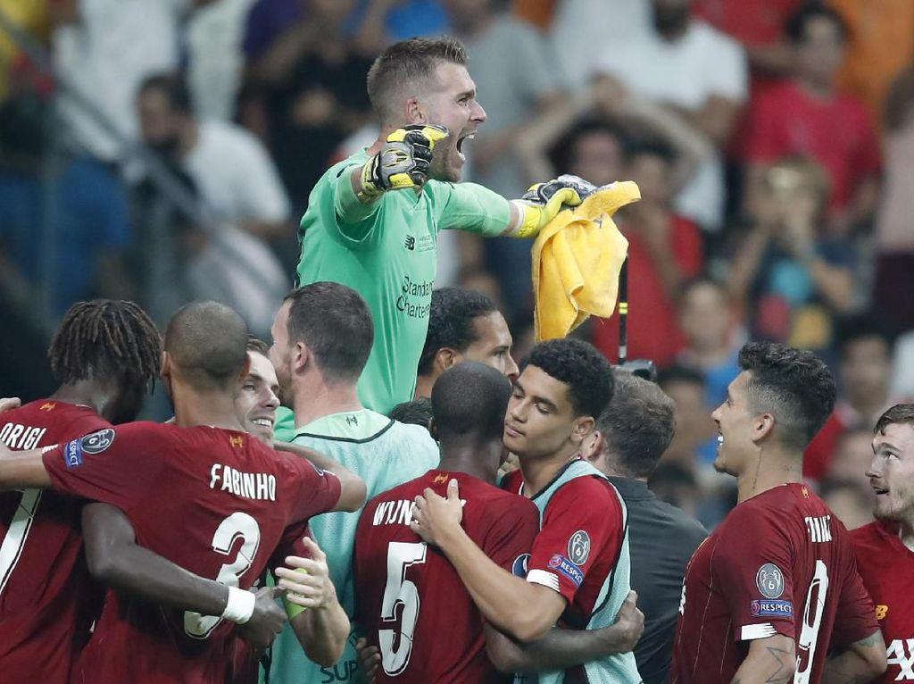 Liverpool Taklukkan Chelsea Lewat Drama Adu Penalti