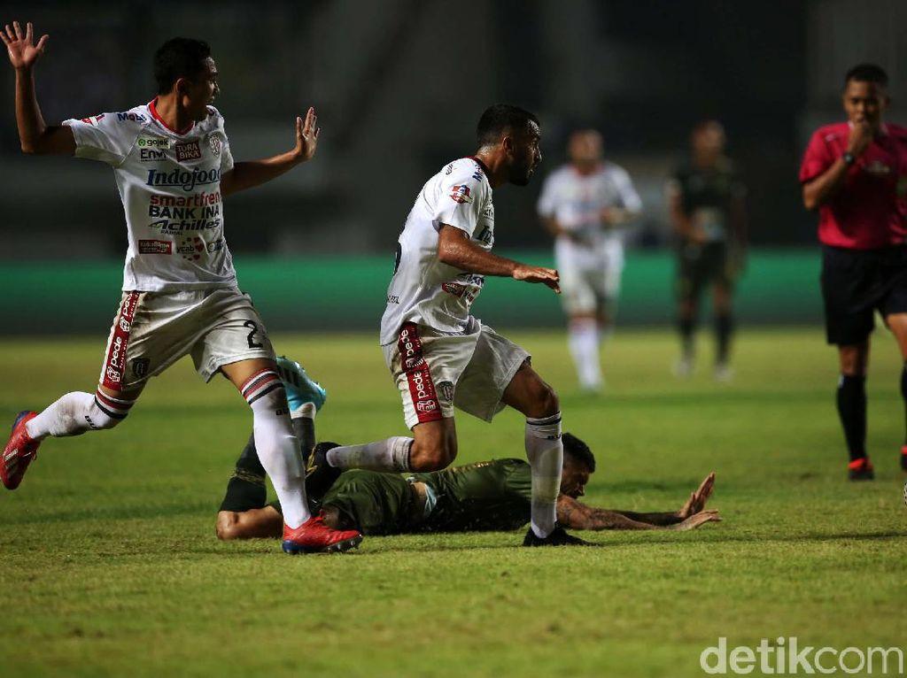 Kerja Keras Kunci Sukses Bali United Kalahkan Tira Persikabo