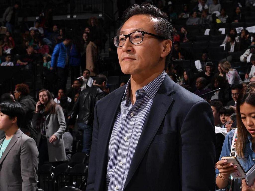 Sahabat Jack Ma Beli Klub NBA Rp 32 Triliun
