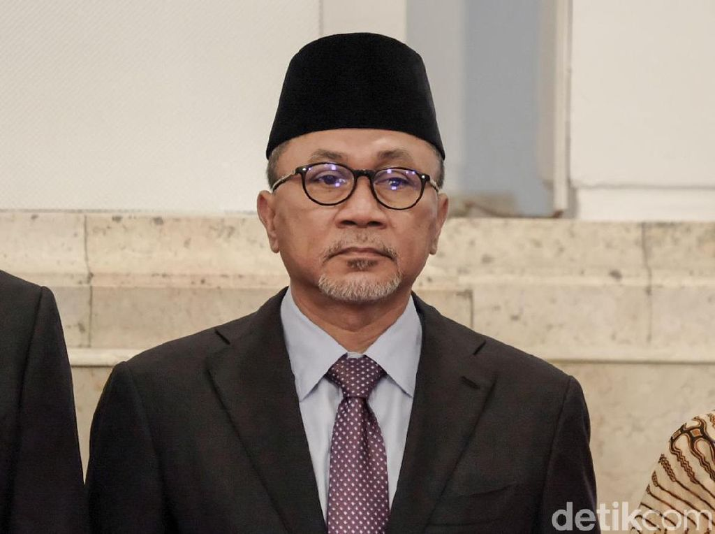 Zulkifli Hasan: MPR Periode Sekarang Tak Mungkin Amendemen UUD 1945