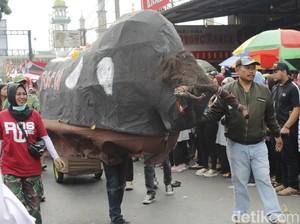 40 Ribu Peserta Meriahkan Karnaval HUT RI di Lembang Bandung Barat