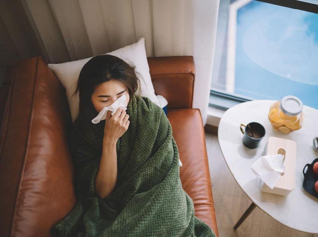 Tips Agar Tidak Jatuh Sakit Usai Merayakan Malam Tahun Baru