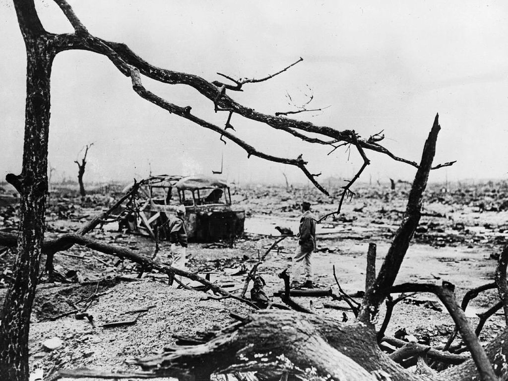 Kala Perang Dunia II Pulihkan The Great Depression 1930