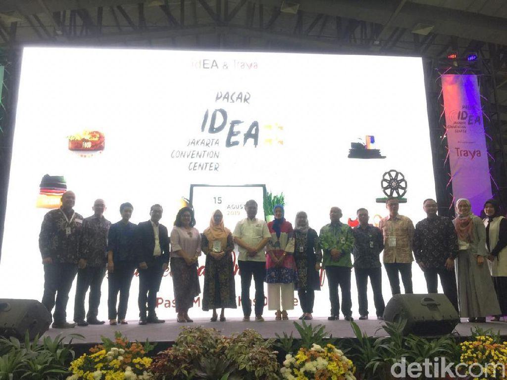 Kata Pedagang Online yang Jualan Offline di JCC