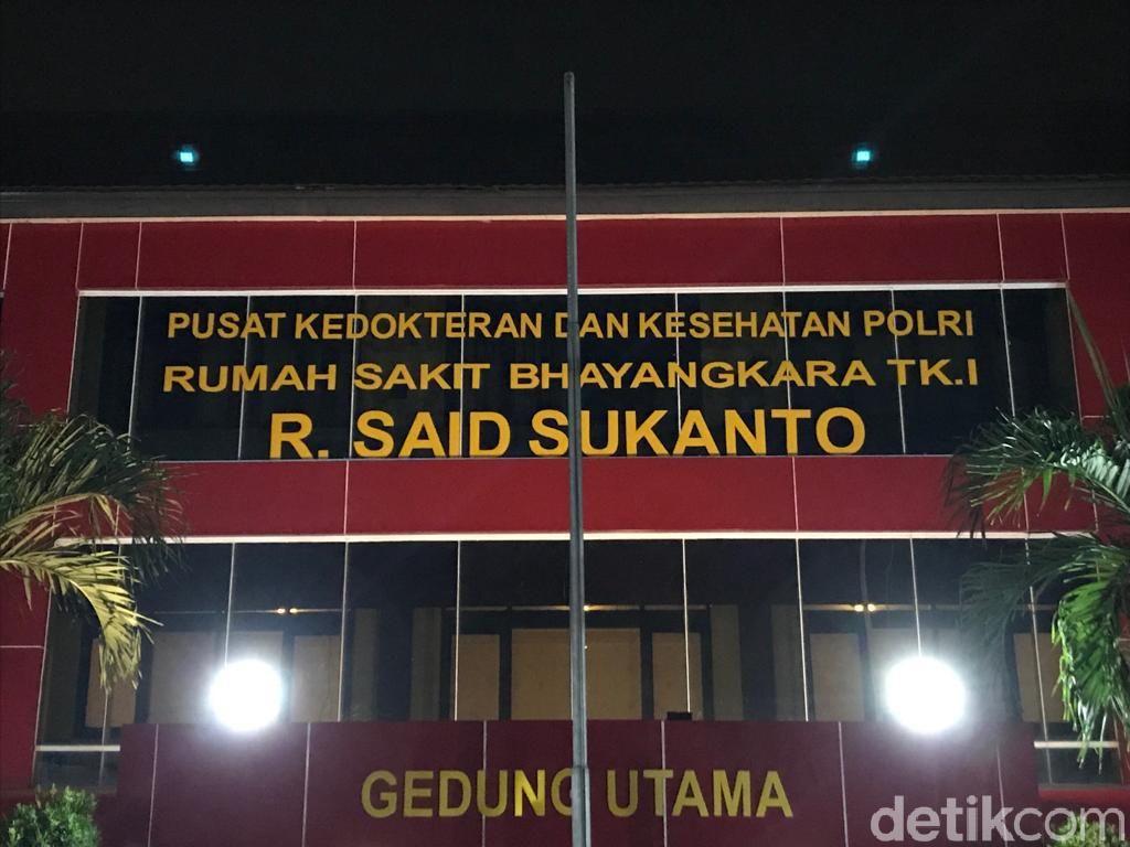 RS Polri Rawat 14 Polisi dan 2 Mahasiswa Korban Ricuh Demo di Depan DPR