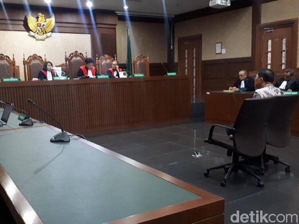 Penyuap Eks Direktur Krakatau Steel Divonis 1 Tahun 9 Bulan Penjara