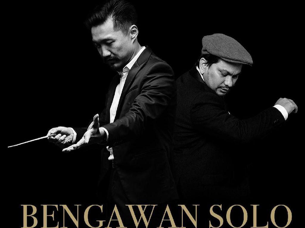 Kolaborasi Tompi dan Ricky Lionardi Daur Ulang Bengawan Solo