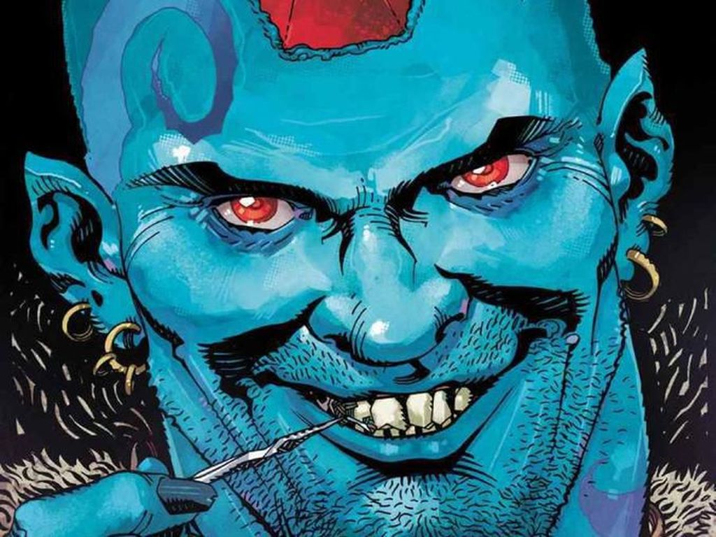 Yondu Guardians of the Galaxy Jadi Komik Solo