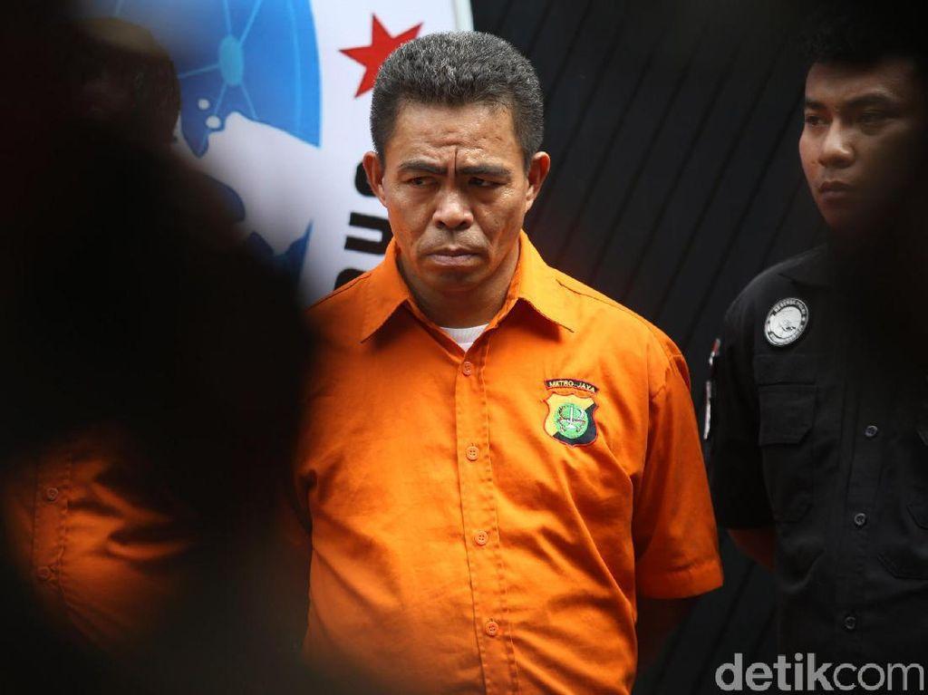 Umar Kei Diisolasi Gegara Minta Selundupkan Sabu ke Rutan Polisi