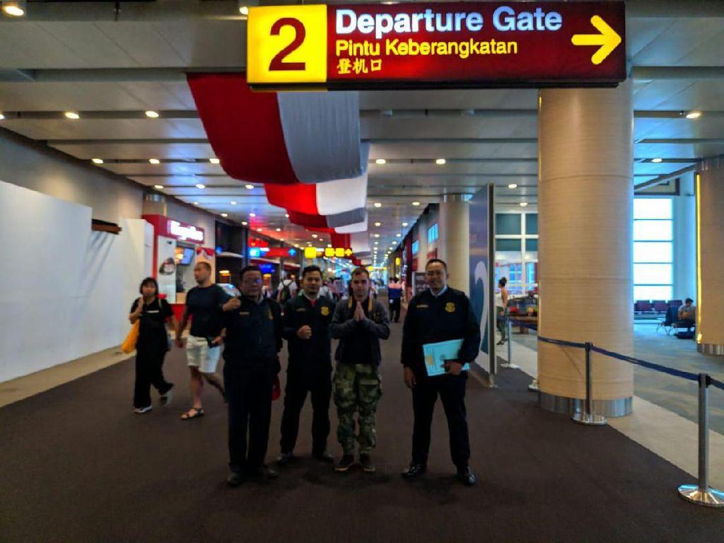 Overstay 7 Bulan di Bali, WN Rusia Dideportasi