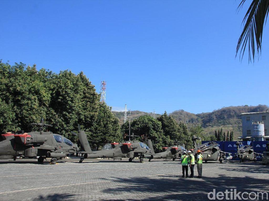 Pelabuhan Tanjungwangi Jadi Tempat Parkir Alat Perang US Army