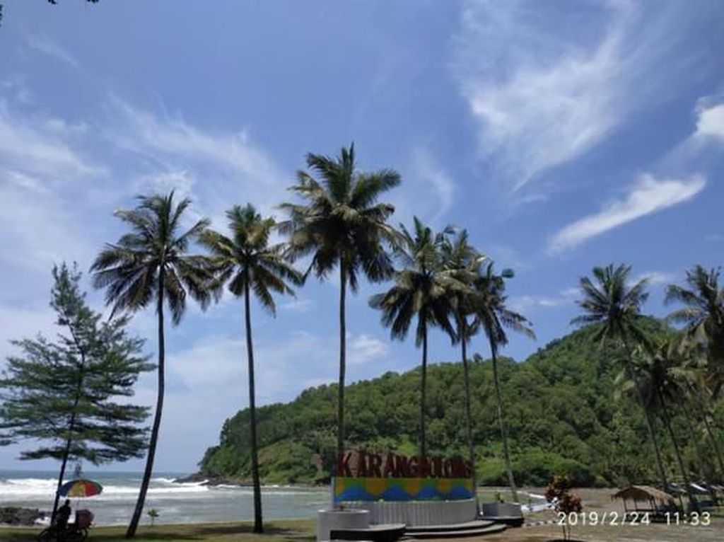 Liburan di Awal Tahun, Waspadai Pantai Selatan Jawa