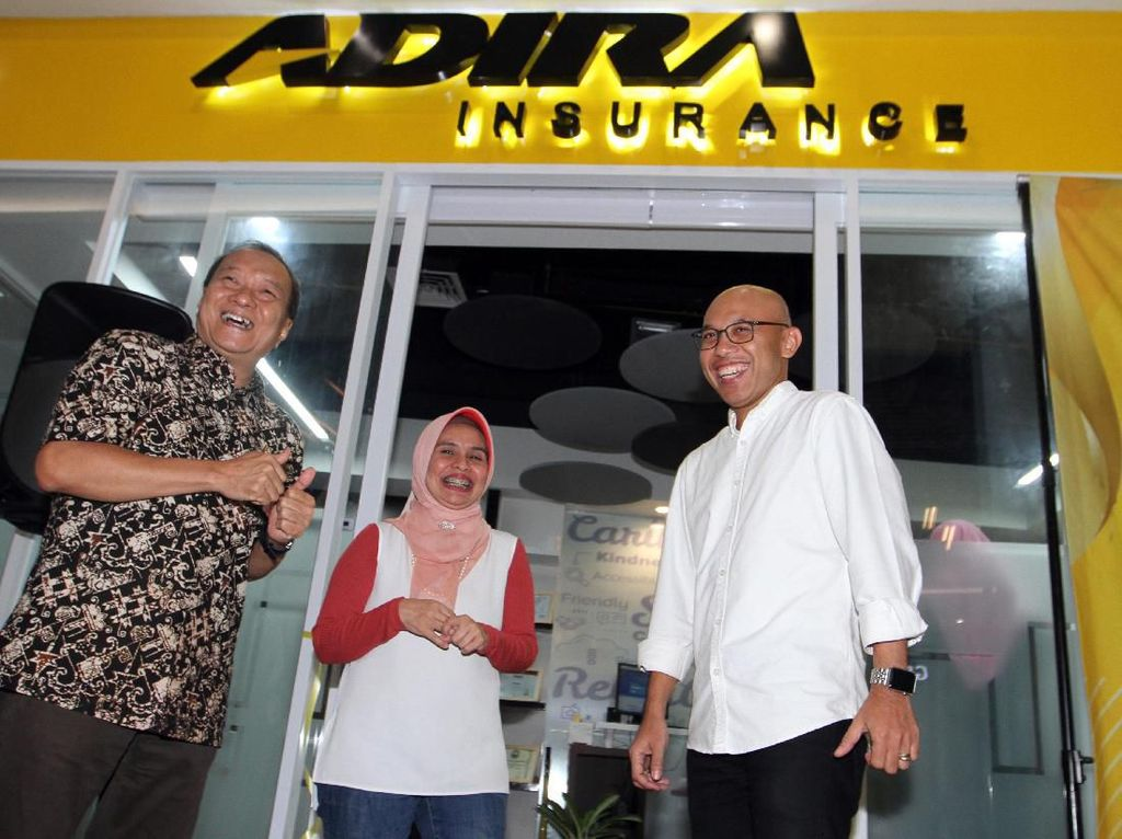 Adira Insurance Tambah Kantor Baru di Jakarta