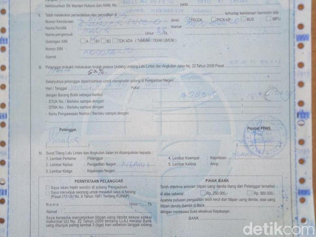 Viral Sopir Tuduh Petugas Timbang di Ngawi Pungli, Hindari Tilang?
