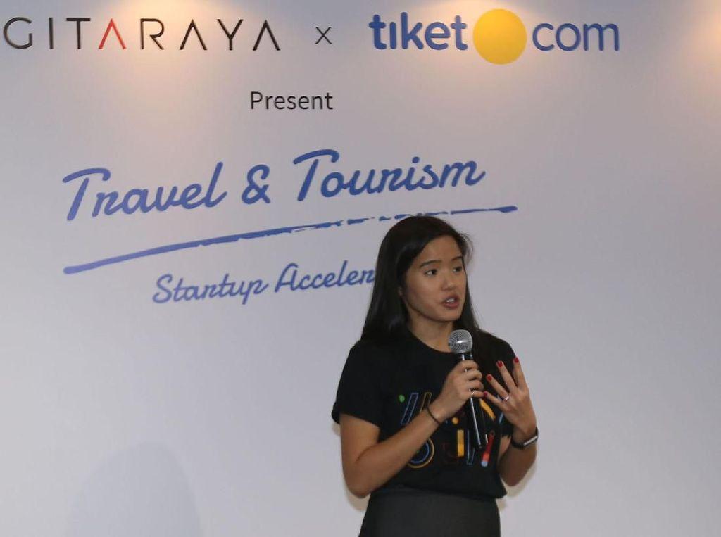 Dukung Startup di Sektor Pariwisata