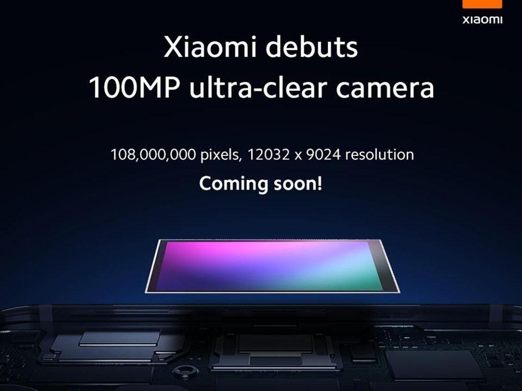 Samsung & Xiaomi Umumkan Sensor Kamera 108MP, Geser Kamera Digital?