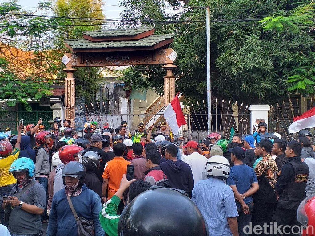 Polisi Dalami Dugaan Caleg Gerindra Jadi Korlap Aksi di Asrama Papua