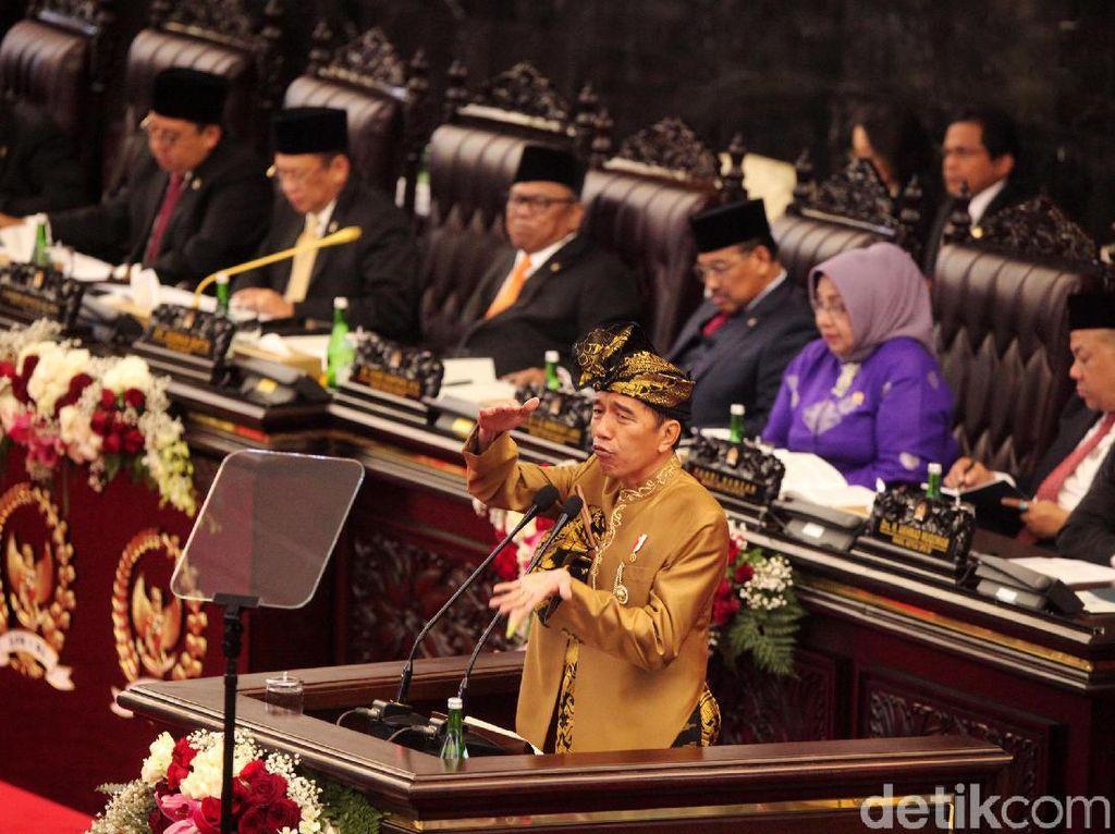 5 Jurus Jokowi Kendalikan APBN 2020