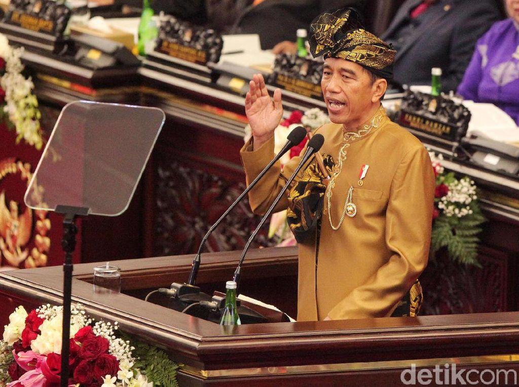 Jokowi: Anggaran Bukan Diukur dari Belanja Tapi Pelayanan
