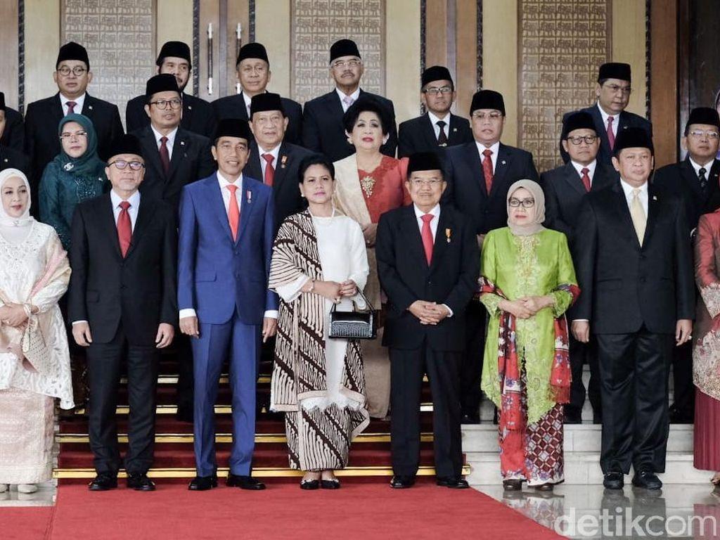 Jokowi Apresiasi MK yang Adili Pilpres 2019 dengan Independen