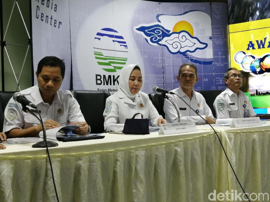 BMKG: Aktivitas Gempa di Kalimantan Paling Rendah