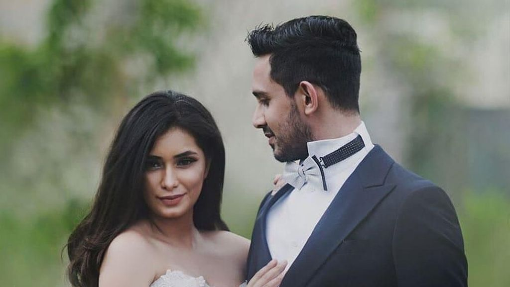 Foto Prewedding Glamour Putra Raam Punjabi yang Menikah 4 Hari 4 Malam