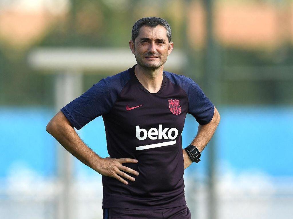 Barcelona Ingin Pertahankan Valverde Lebih Lama