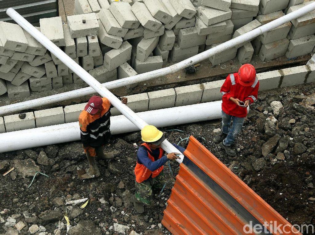 RI Mau Tiru Teknologi Korsel Bangun Infrastruktur