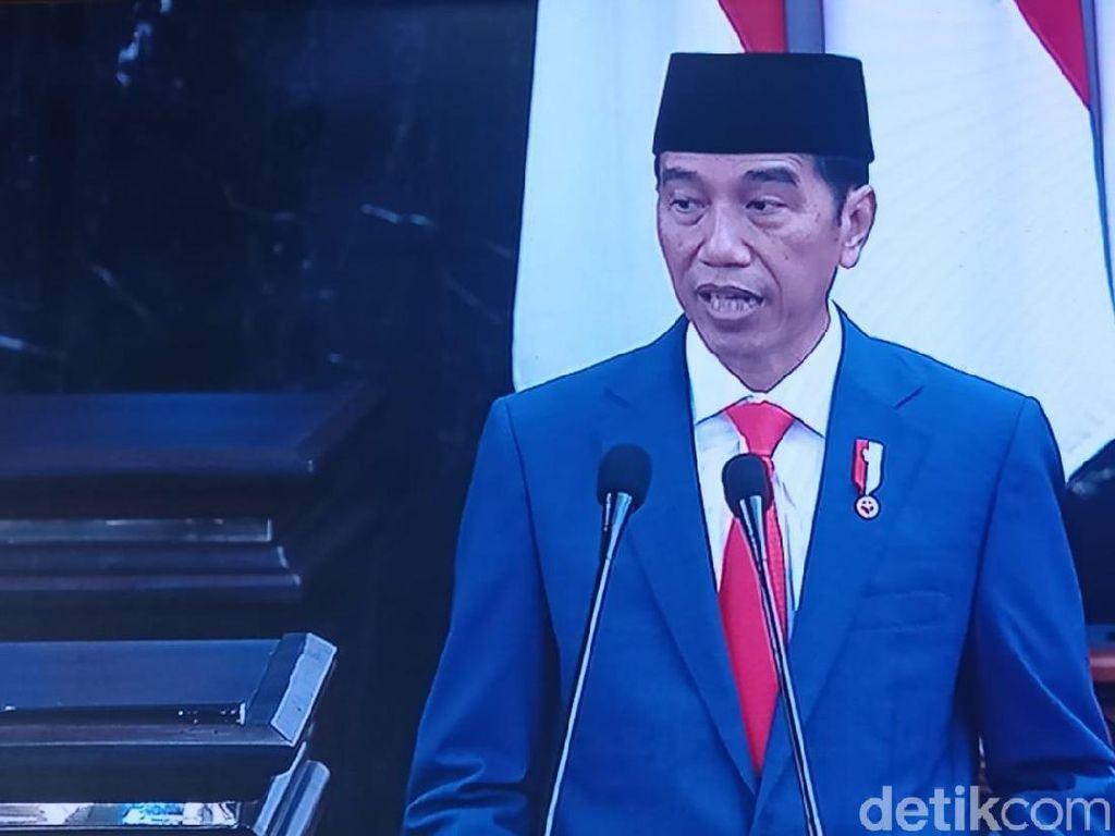Jokowi: Kita Akan Meneruskan Pembangunan MRT