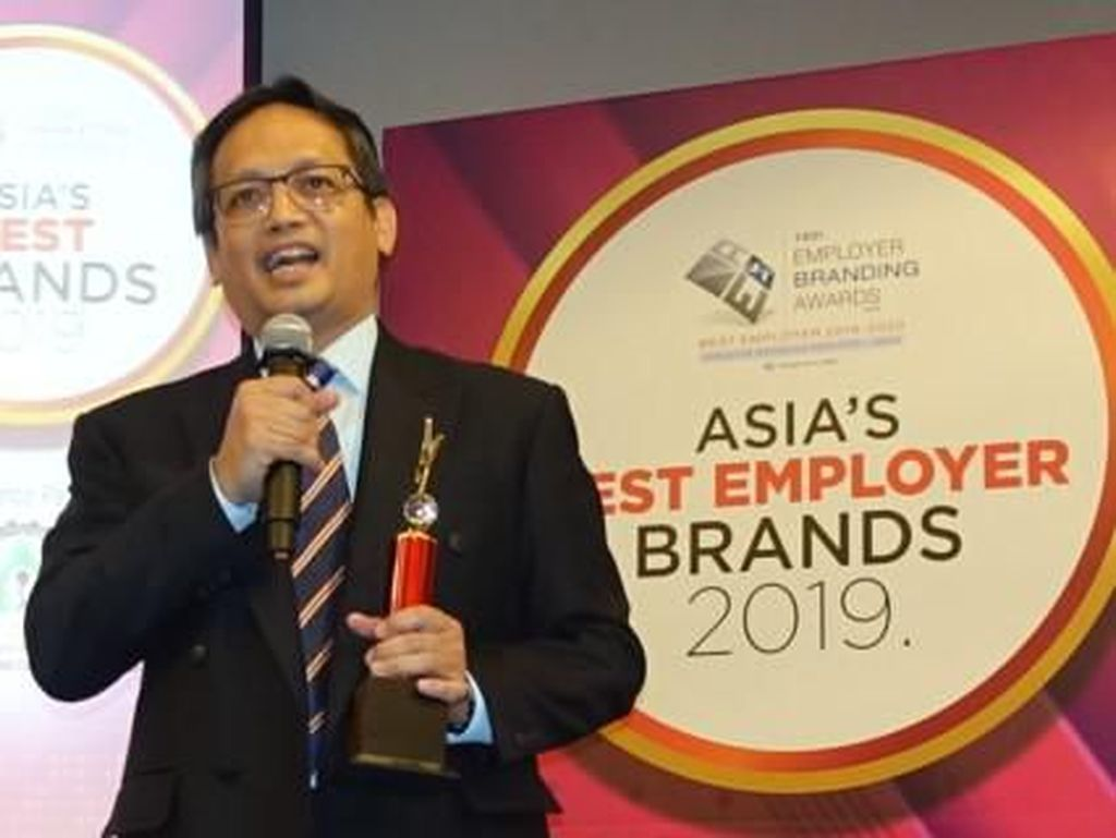 Top! BPJS TK Raih 3 Kategori Asias Best Employer Brand Award 2019