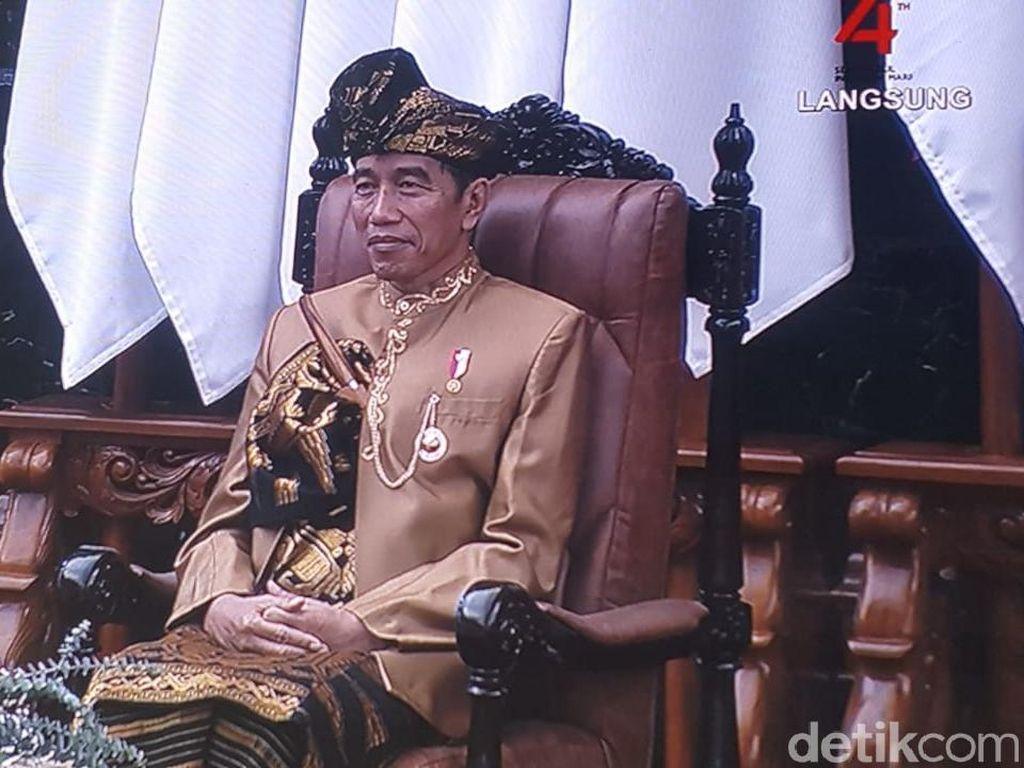 Jokowi: Kita Butuh SDM Unggul Berhati Indonesia, Berideologi Pancasila