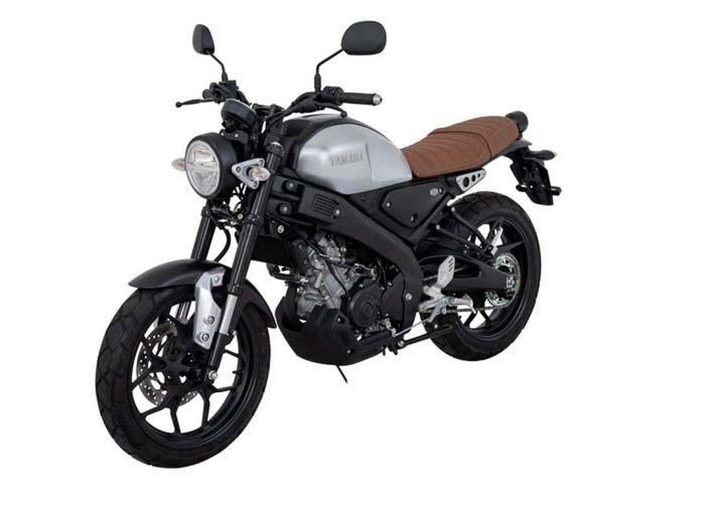 Yamaha Luncurkan Pesaing Kawasaki W175, XSR155 Namanya