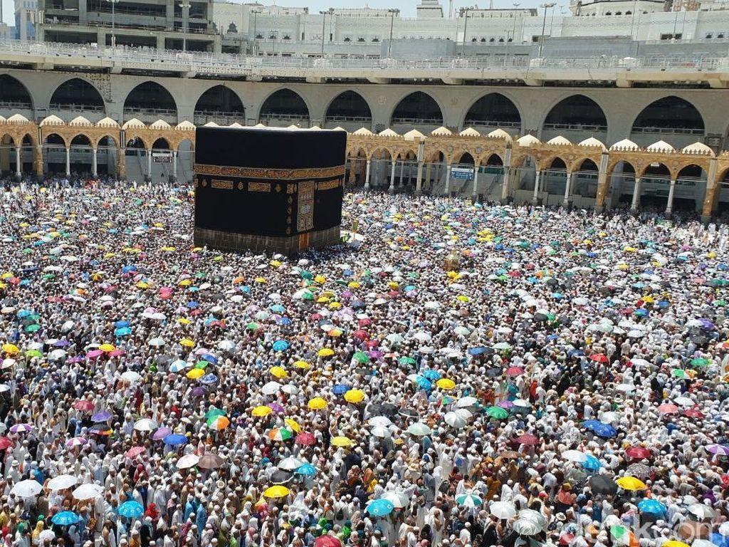 47 Jemaah Haji Asal Jabar Meninggal Akibat Sakit dan Kelelahan
