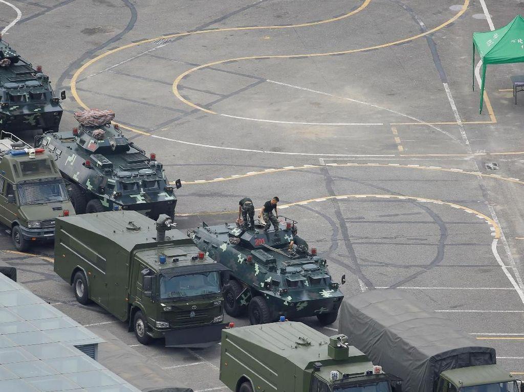 Investor AS Bisa Dilema Lihat Kekuatan Militer China, Ini Alasannya