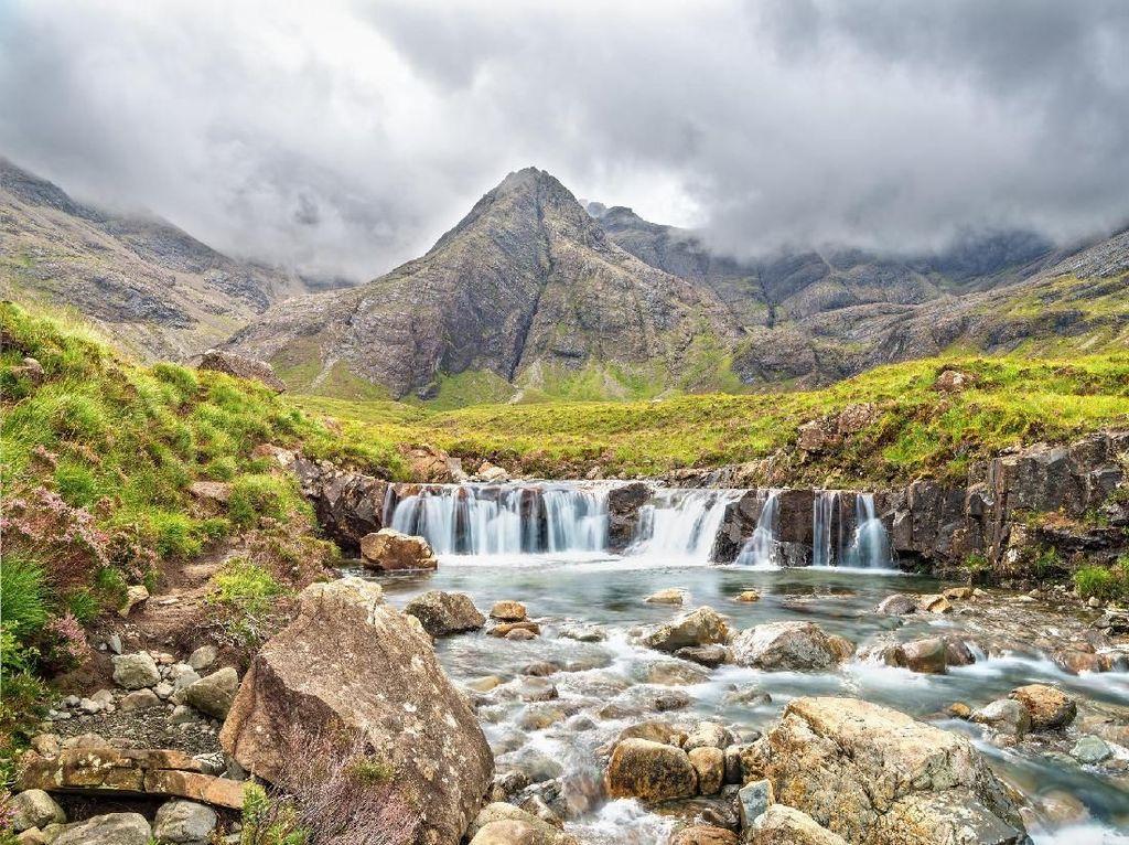 Foto: Kolam Peri dari Skotlandia
