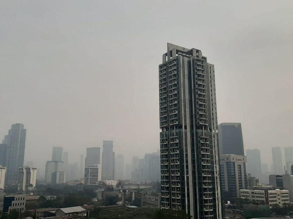 Polusi Udara Jakarta Makin Tinggi, Dampaknya Baru Terasa 3 Tahun Lagi