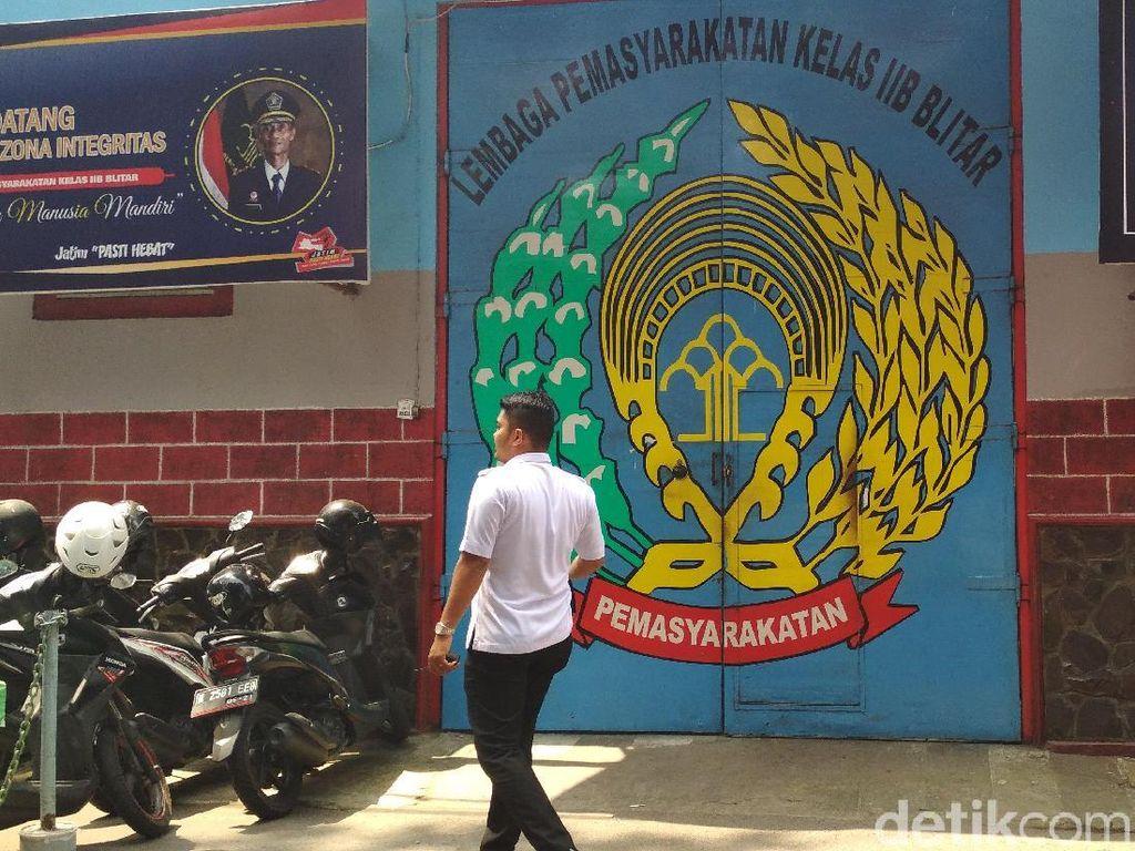 Tak Akui NKRI, Napi Teroris di Lapas Blitar Tak Dapat Remisi