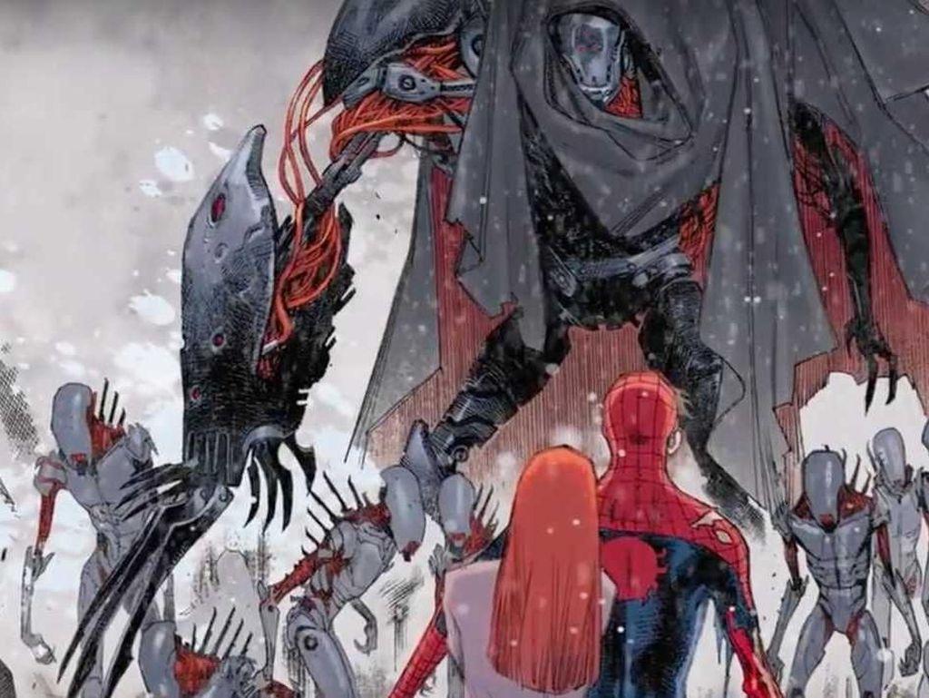 JJ Abrams Bunuh 4 Karakter di Komik Spider-Man, Siapa Saja?