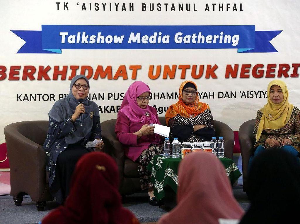TK Aisyiyah Busthanul Athfal Gelar Peringatan 100 Tahun
