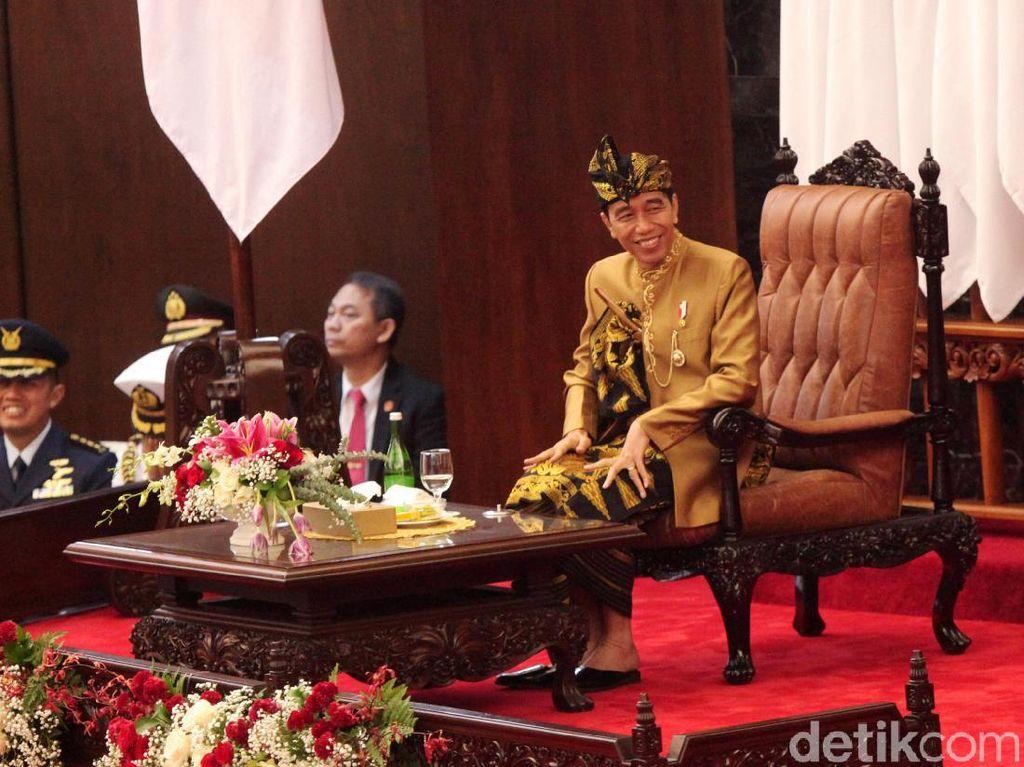 PKB Puji Pidato Kenegaraan Jokowi: Luar Biasa, Jawab Kebutuhan RI