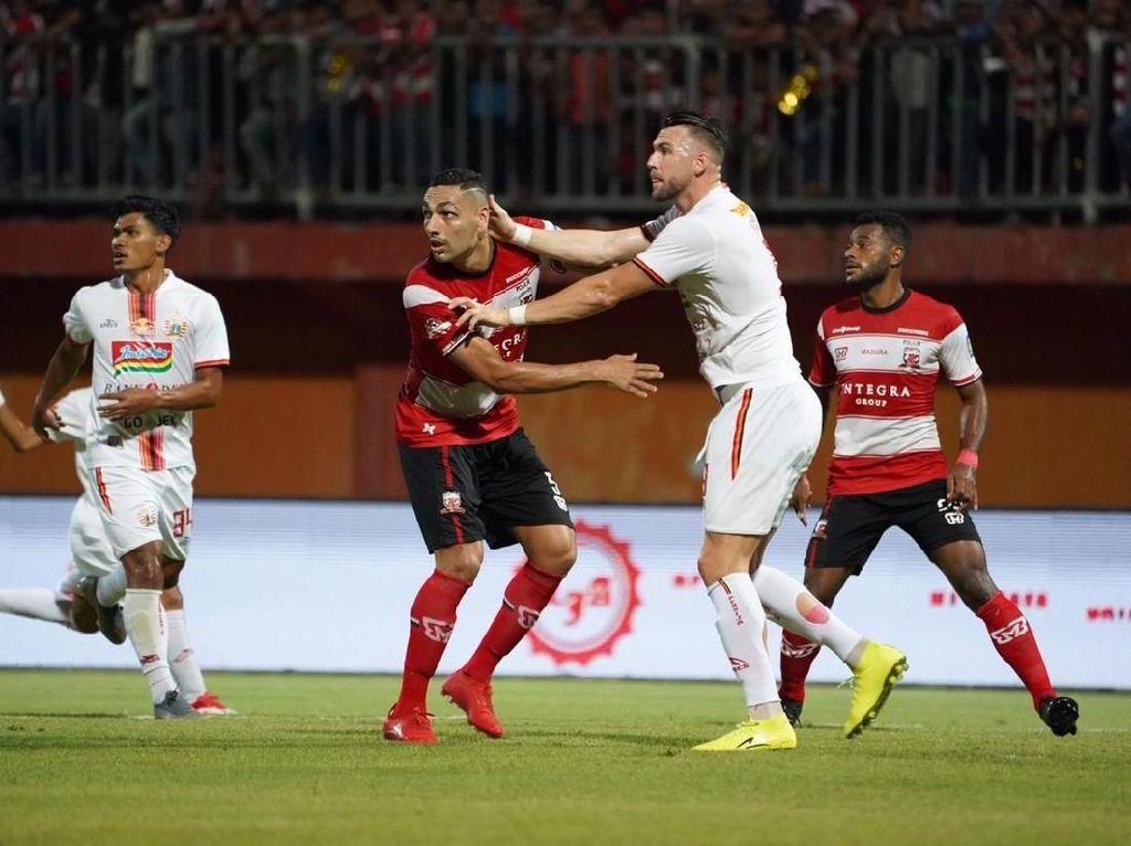 Persija Layak Menang Lawan Madura United, Bukan Imbang
